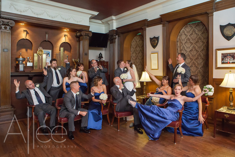 Wedding University Club | Denver Wedding Photographer