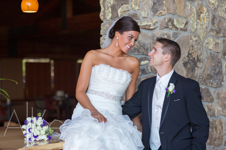 Cheyenne Mountain Resort | Colorado Springs Wedding Photographer