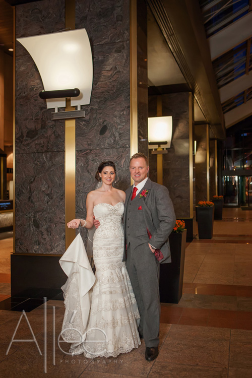 Grand Hyatt Denver | Denver Wedding Photographer
