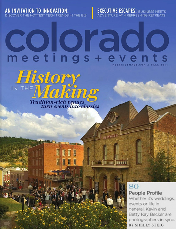 Colorado Meeting + Events Magazine